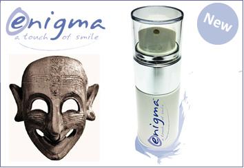 Изображение Oenigma гель-сыворотка с немедленным лифтинговым эффектом и отбеливанием кожи.
