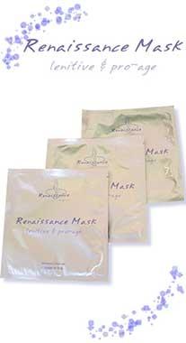 Баннер продукта: Маска Renaissance для омоложения кожи лица
