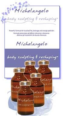Баннер продукта: Липолитик Микеланджело (коктейль для создания формы тела)