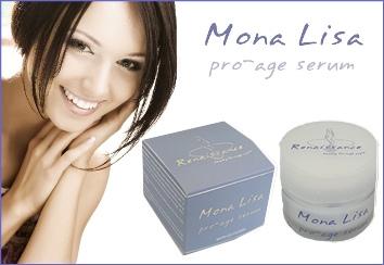 Изображение Сыворотка Мона Лиза с микросферами гиалуроновой кислоты для омоложения кожи