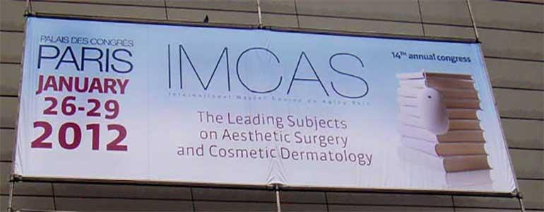 Изображение Выставка-конгресс IMCAS 2012