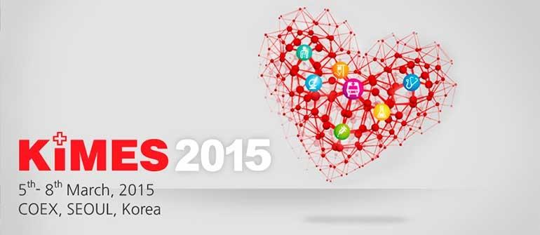 Изображение 31-ая Международная Медицинская выставка в Корее KIMES 2015
