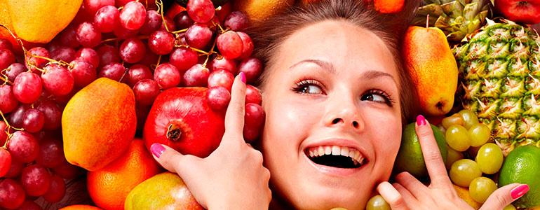 Изображение Химический пилинг с помощью фруктовых кислот