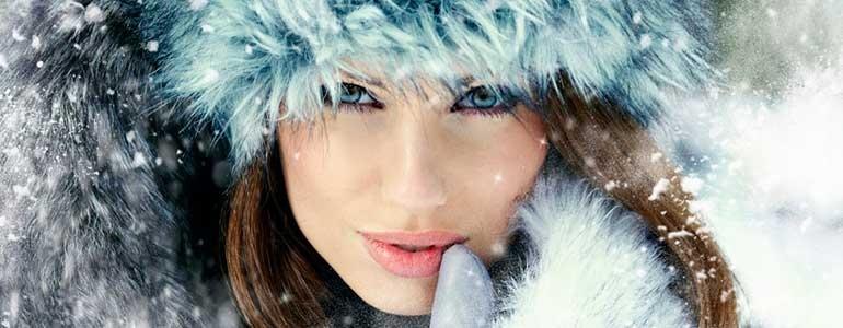 Изображение Уход за комбинированной кожей в зимний период