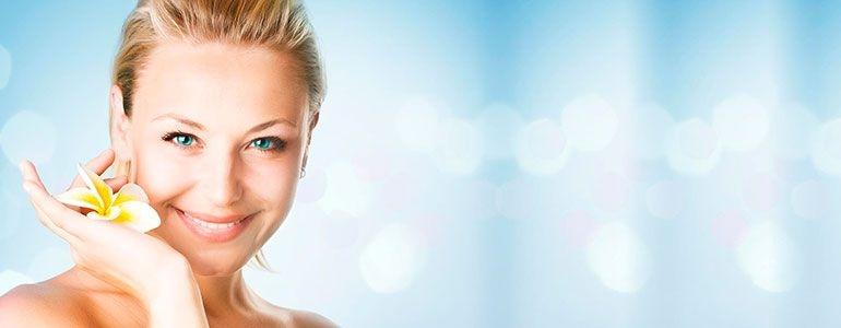 Изображение Активные ингредиенты ухаживающих продуктов для красоты и здоровья кожи