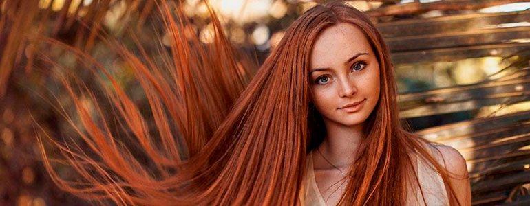 Изображение Как отрастить длинные волосы