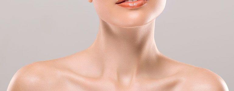 Изображение Ухаживаем за кожей шеи