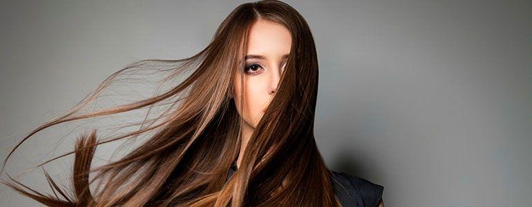Изображение Кератиновое выпрямление волос