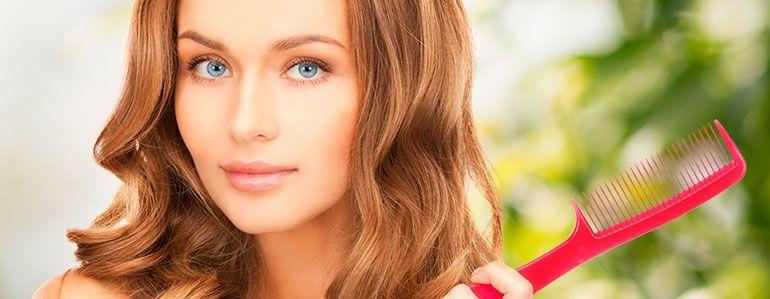 Изображение Причины выпадения волос у женщин