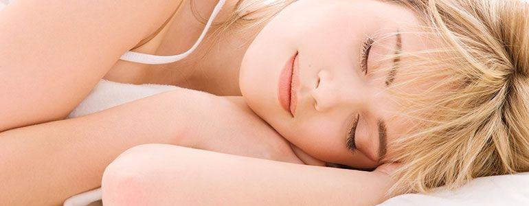 Изображение Здоровый сон – залог молодости и красоты нашей кожи
