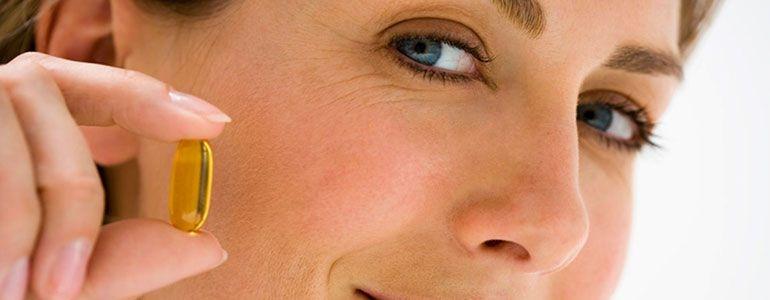 Изображение Как предоставить коже необходимое количество омега-3 жирных кислот?