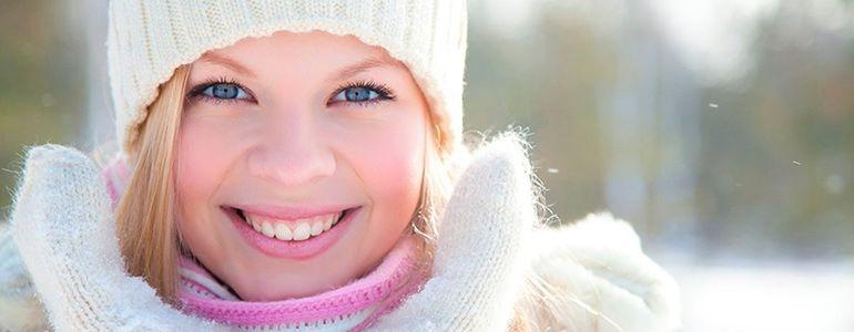 Изображение Наша кожа и воздействие низких температур