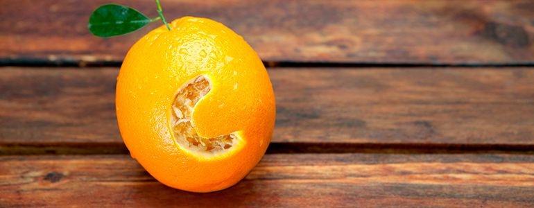 Изображение Витамин C - польза для кожи