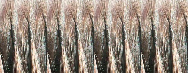 Изображение Капсульное наращивание волос