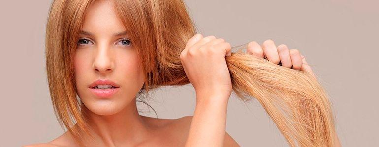 Изображение Секущиеся кончики волос - Без паники