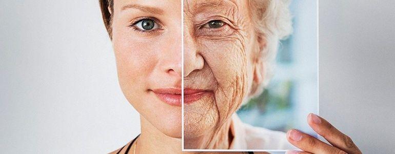 Изображение Старение кожи: причины и факторы влияющие на ускорение процесса