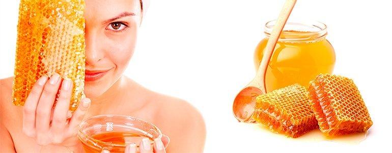 Изображение Шикарные маски для лица из соды и меда