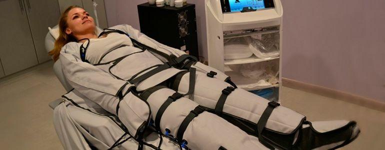 Изображение Криомассаж для лица и тепловые процедуры по уходу за телом